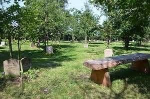 Swanlow Park Cemetery, Natural Burial Ground, Winsford, Cheshire