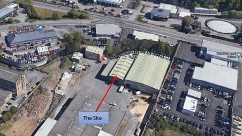 Proposed Fellmonger's Yard Crematorium