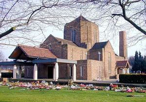 Yardley Crematorium