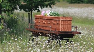 Brightwater Green Burial Meadow, Natural Burial Ground near Saxby, Lincolnshire