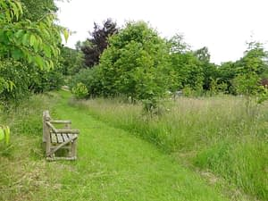 Friends of Nature Burial Ground at Graveyard Farm, Mobberley, Cheshire