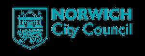 Logo Norwich City Council 300x117