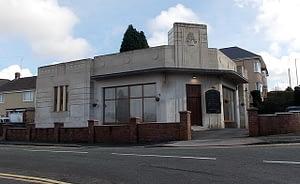 Cimla Funeral Home, Neath