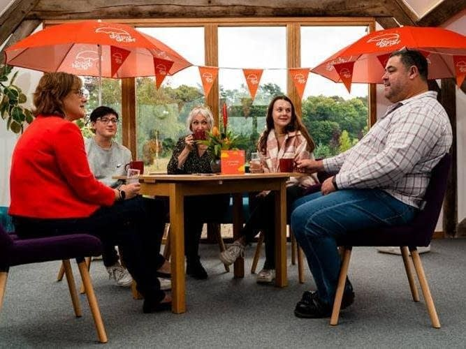 Good Grief Trust to support recently bereaved with monthly pop-up Cafés at GreenAcres Cemetery and Ceremonial Parks