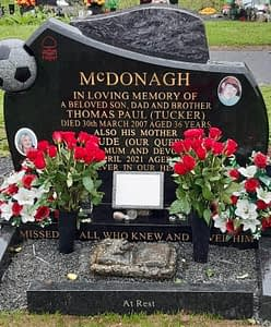 Belfast's Roselawn Cemetery set to compensate family for 'disastrous' burial after coffin is too wide for grave