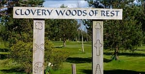 Clovery Woods of Rest, Natural Burial Ground, Aberdeenshire