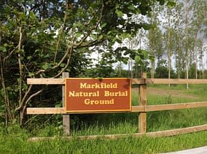 Markfield Natural Burial Ground and Nature Reserve, Markfield, Leicestershire