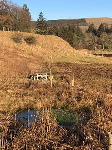 Memotrees Natural Burial Ground and Tree Memorials, Alston, Cumbria