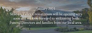 Sirhowy Valley Crematorium, Blackwood